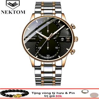 Đồng hồ nam Đồng hồ nam Nektom chính hãng - Đồng hồ nam Nektom chính hãng thumbnail