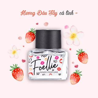 Nước Hoa Vùng Kín Foellie Inner Perfume 5ml dạng chấm - Hương Dâu tây - Nước Hoa Vùng Kín Foellie - Miel thumbnail