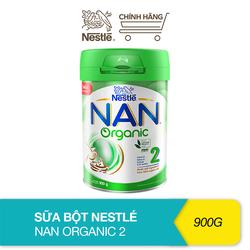 Sữa bột Nestle Nan Organic 2 (900g)