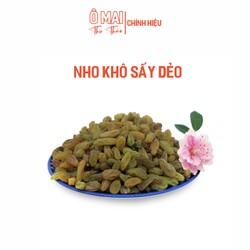 Ô Mai Nho Khô Ninh Thuận, Bổ Sung Vitamin C, Trẻ Đẹp Làm Da, Tăng Sức Đề Kháng