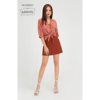 Chân váy A cơ bản có paghet GUMAC VB407 - VB407 thumbnail