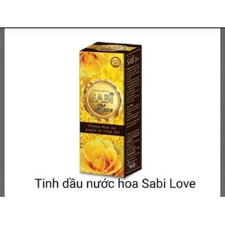 tinh dầu nước hoa sabi love - L66 thumbnail