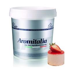 Nguyên liệu làm kem dâu tây 3.5 kg - bột làm kem Aromitalia