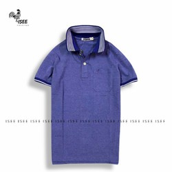 Áo Polo nam cổ bẻ co túi  vải  cotton mền mịn , chuẩn form, cao cấp