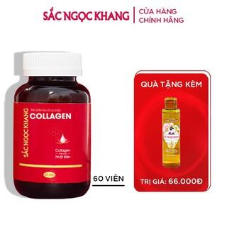 Viên Uống Sắc Ngọc Khang Collagen Nguyên Chất 60 viên - FSN05 thumbnail