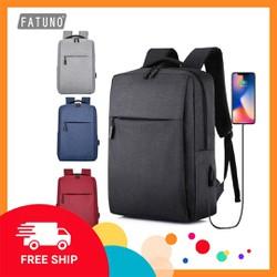 [ẢNH THẬT-LOẠI ĐẸP] Balo thời trang nam nữ chống trộm đựng vừa laptop 15.6 inch nhiều màu lựa chọn