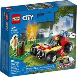 LEGO 60247 City - Lực Lượng Cứu Hỏa Rừng