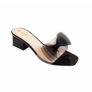 [ho tro phí ship] combo 2 đôi giày dép cao gót cao cấp siêu sang - SN3.S32.1 thumbnail