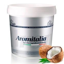 Hương vị làm kem Dừa 3.5 kg, nguyên liệu làm kem Aromitalia - Vua kem