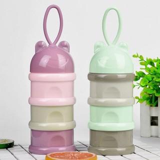 Hộp Chia Sữa 3 Ngăn Cao Cấp - 3ngan thumbnail