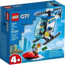 LEGO 60275 City - Trực Thăng Truy Bắt Trên Biển