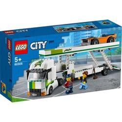 LEGO CITY 60305 Xe Kéo Vận Chuyển Ô Tô ( 342 Chi tiết)
