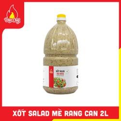 Sốt Salad Mè Rang 2L - Việt Chef
