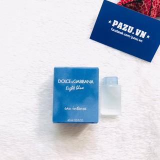 Nước hoa Mini Dolce & Gabbana Light Blue EauIntense - mini Light Blue EauIntense thumbnail