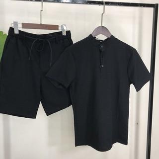 Bộ quần áo thể thao nam S89 chất vải đũi cao cấp - 511 thumbnail