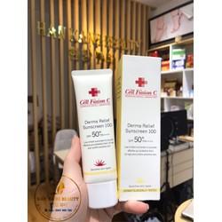 Kem chống nắng cho da khô, lão hóa Cell Fusion C Derma Sunscreen 100 SPF50+PA++++