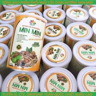Ngũ Cốc Lợi Sữa - Bột Ngũ Cốc Min Min Từ 29 Loại Hạt (500GAM) - 465 thumbnail