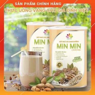Ngũ cốc lợi sữa Min min 29 loại hạt date 2952022 hôp 500g [ĐƯỢC KIỂM HÀNG] 42208785 - 42208785 thumbnail