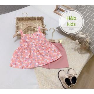 set bộ hoa xinh cho bé gái - DHMH thumbnail