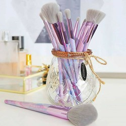 Bộ cọ trang điểm 11 cây BH Cosmetic Lavender Luxe