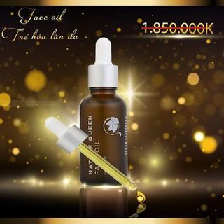 Tinh chất trẻ hóa làn da Nature Queen Face Oil 30ml - Face oil thumbnail