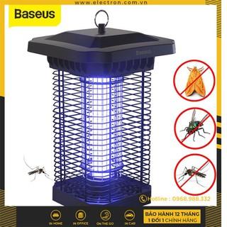 Đèn Bắt Muỗi Và Côn Trùng Ngoài Trời Baseus Pavilion Courtyard Mosquito Killer (365nm, IPX4, UV Light ) - 3215215115 thumbnail