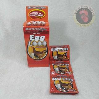 siêu kích đẻ (EGG 1000) - COMBO 5 GÓI (mỏi gói 20 gram) - kđ01 thumbnail