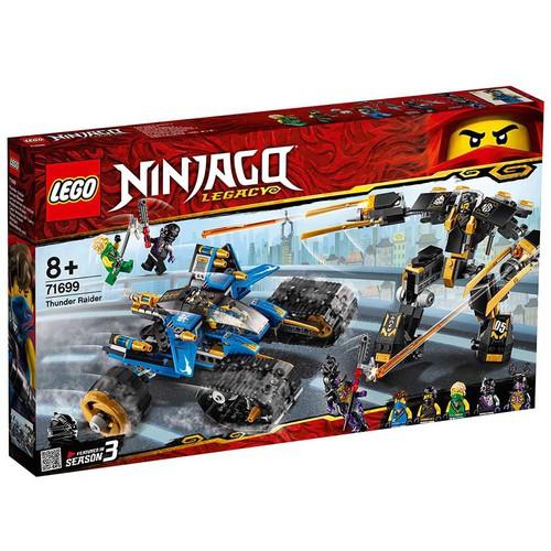 LEGO NINJAGO – [Hàng chính hãng] Chiến Xa Sấm Sét – 71699