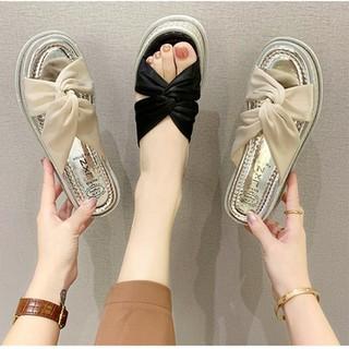Giày dép sandal nữ cao 6cm X489-148 - X489-148 thumbnail