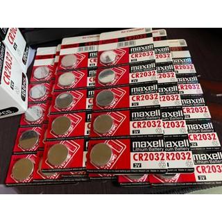 Hộp 100 viên pin cmos CR2032 Maxell - 100 viên chính hãng [ĐƯỢC KIỂM HÀNG] 42259295 - 42259295 thumbnail