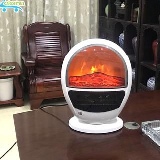 Máy sưởi ấm kèm màn hình 3D ngọn lửa DILIPU GH-906 làm ấm và thổi gió 1500W để bàn sang trọng - DILIPU GH-906 thumbnail