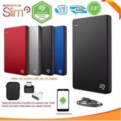 Ổ cứng di động S eagate Backup Plus Ultra Slim 1TB