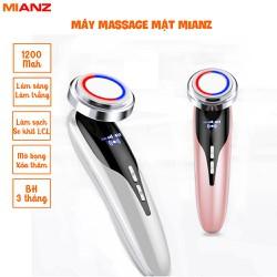 Máy massage mặt đa năng Kaizo Mart - Massage mặt, làm sạch, trẻ hóa - Máy chăm sóc da mặt đa năng - HDSD Tiếng Việt - Kaizo Mart