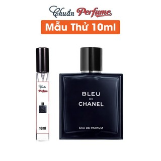[Chiết 10ml] Nước Hoa Nam Chanel Bleu De Chanel EDP - Chuẩn Perfume - Chanel-Bleu-EDP-10ml thumbnail
