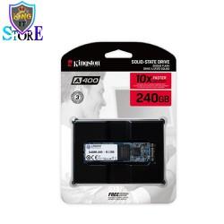 SSD 240gb KingSton A400 M2 2280 Sata 6gbs chính hãng - Vĩnh Xuân phân phối