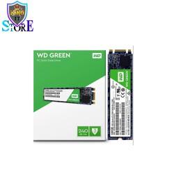 SSD 240GB WD Green M2 2280 Sata3 chính hãng Minh Thông - FPT - Vĩnh Xuân Phân Phối