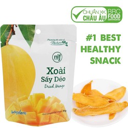 (Đồ Ăn Vặt) Mực khô hấp nước cốt dừa đặc biệt SKFOOD-HŨ 200G