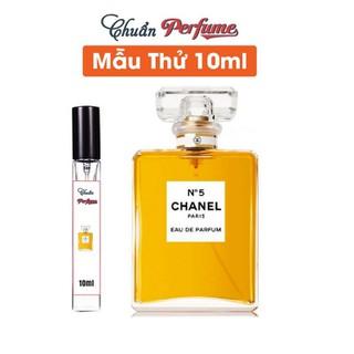 [Chiết 10ml] Nước Hoa Nữ Chanel No. 5 EDP - Chuẩn Perfume - Chanel-No-5-EDP-10ml thumbnail