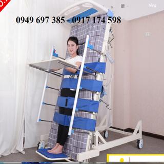 Giường y tế đa năng kèm tính năng tập đứng cho người bệnh - 76a thumbnail
