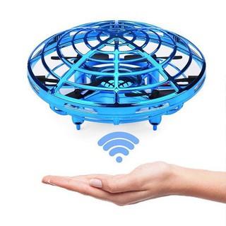 Đĩa bay UFO cảm biến thông minh tự điều khiển bằng cảm ứng và bằng tay [ĐƯỢC KIỂM HÀNG] - 42296510 thumbnail