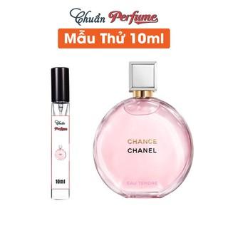 [Chiết 10ml] Nước Hoa Nữ Chanel Chance Eau Tendre EDP - Chuẩn Perfume - Chanel-Chance-Eau-Tendre-EDP-10ml thumbnail