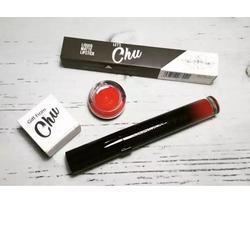 Son kem Chu Lipstick - ĐỎ CAM