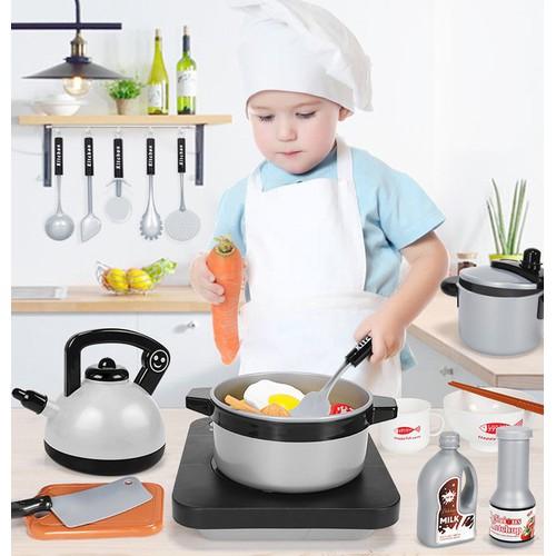 Bộ Đồ Chơi Nhà Bếp 36 Món cao cấp