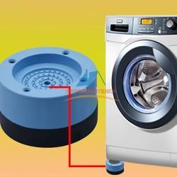 bộ 4 chiếc chăn kệ máy giặt , tủ lạnh xám chống rung