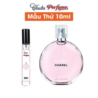[Chiết 10ml] Nước Hoa Nữ Chanel Chance Eau Tendre EDT - Chuẩn Perfume - Chanel-Chance-Eau-Tendre-EDT-10ml thumbnail