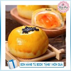 Bánh Pía Trứng Muối Tan Chảy Đài Loan