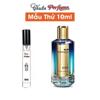 [Chiết 10ml] Nước Hoa Unisex Man cera So Blue EDP - Chuẩn Perfume - Mancera-So-Blue-EDP-10ml thumbnail