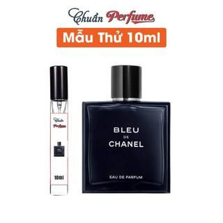 [Chiết 10ml] Nước Hoa Nam Chanel Bleu De Chanel EDT - Chuẩn Perfume - Chanel-Bleu-EDT-10ml thumbnail