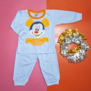 Đồ bộ trẻ sơ sinh TiTi chú chuột mickey (5 màu) - OBO007 thumbnail