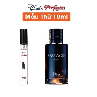 [Chiết 10ml] Nước Hoa Nam Dior Sauvage Parfum - Chuẩn Perfume - Dior-Sauvage-Parfum-10ml thumbnail